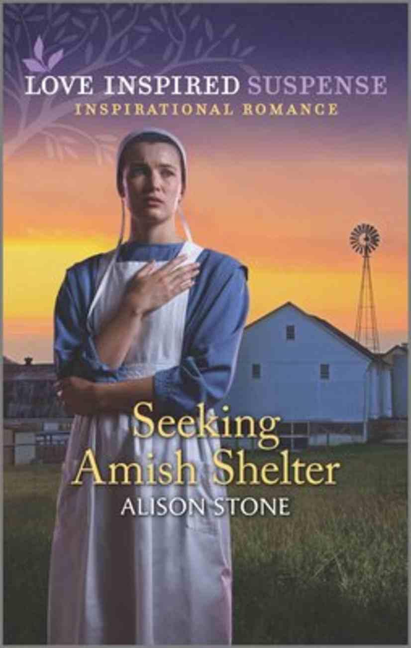 Seeking Amish Shelter (Love Inspired Suspense Series) Mass Market