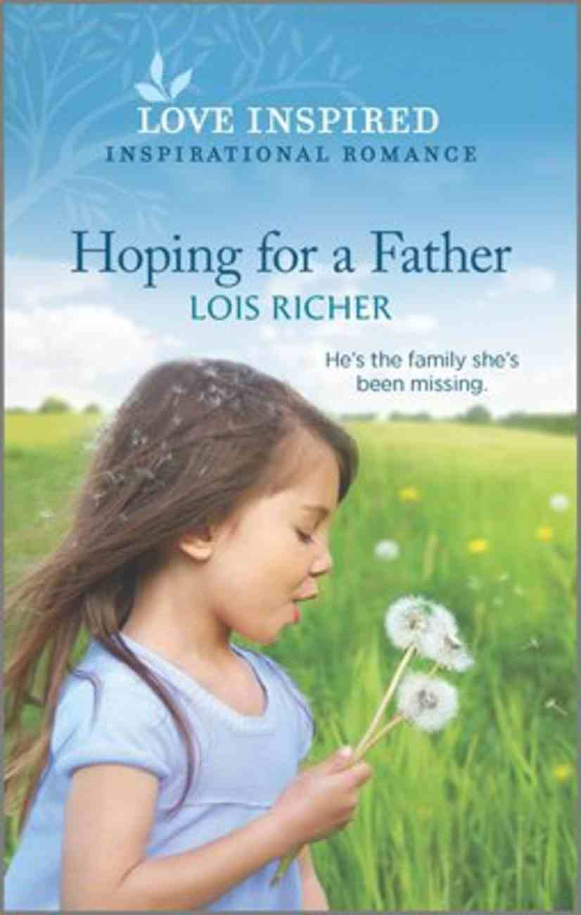 Hoping For a Father (The Calhoun Cowboys) (Love Inspired Series) Mass Market