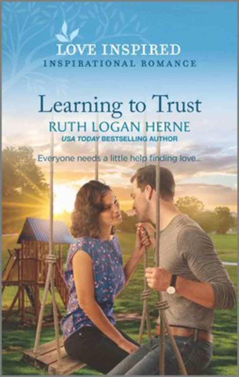Learning to Trust (Golden Grove) (Love Inspired Series) Mass Market
