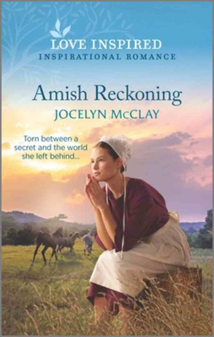 Amish Reckoning (Love Inspired Series) Mass Market