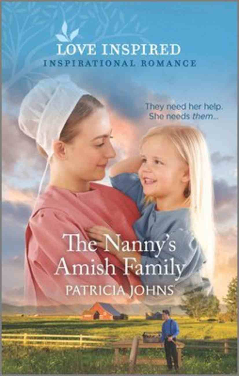 The Nanny's Amish Family (Redemption's Amish Legacies) (Love Inspired Series) Mass Market