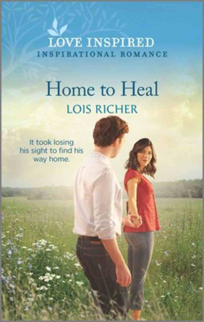 Home to Heal (Calhoun Cowboys) (Love Inspired Series) Mass Market