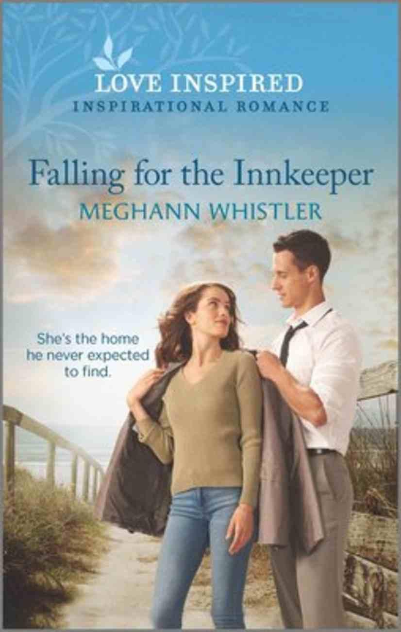 Falling For the Innkeeper (Love Inspired Series) Mass Market