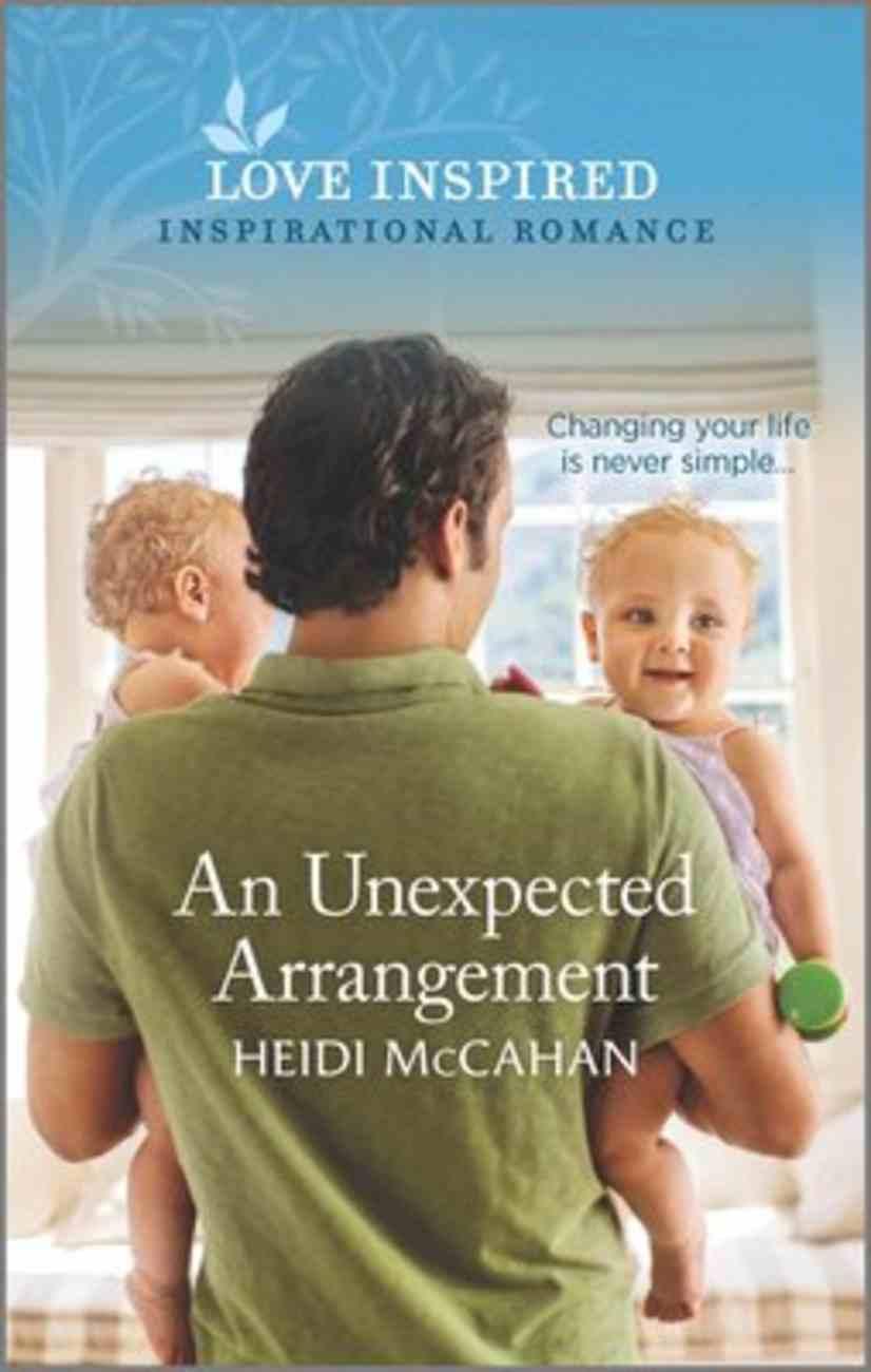 An Unexpected Arrangement (Love Inspired Series) Mass Market