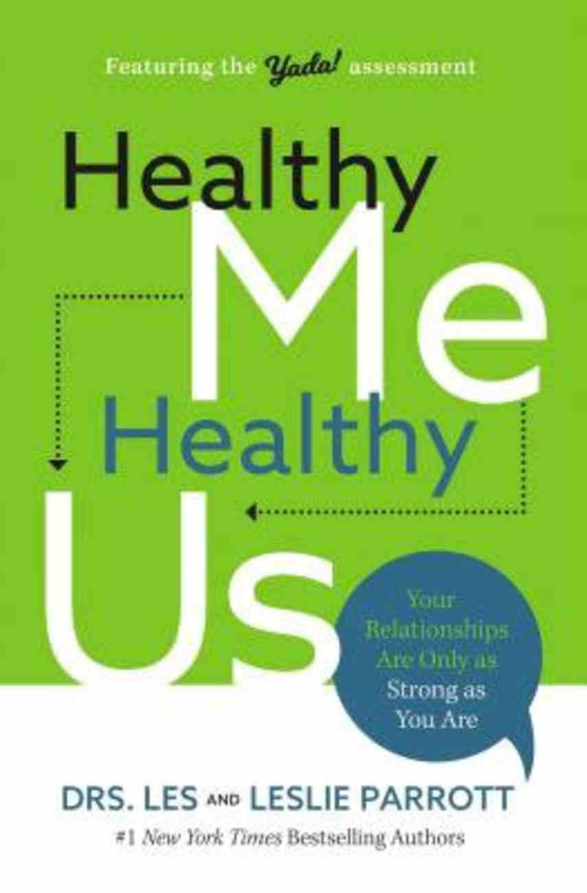 Healthy Me, Healthy Us eBook
