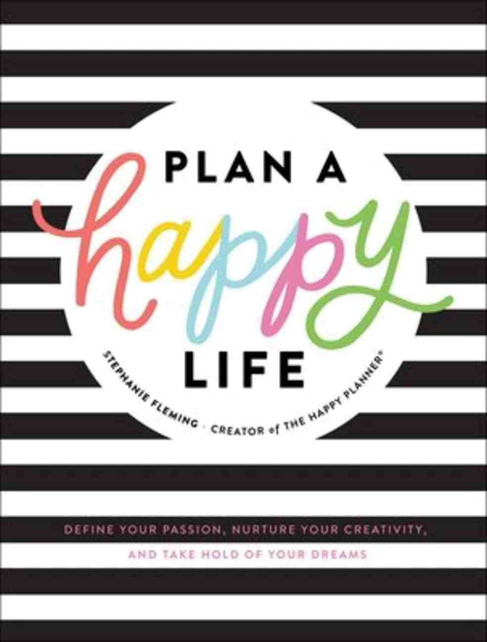 Plan a Happy Life? eBook