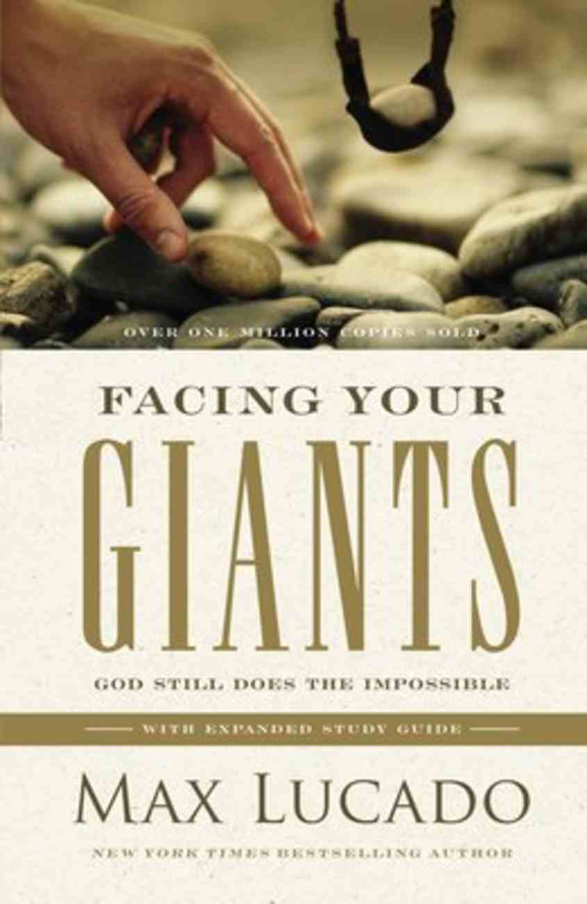 Facing Your Giants: God Still Does the Impossible Hardback