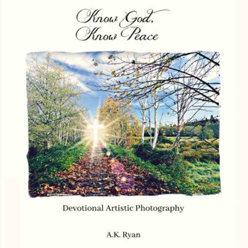 Know God, Know Peace eBook