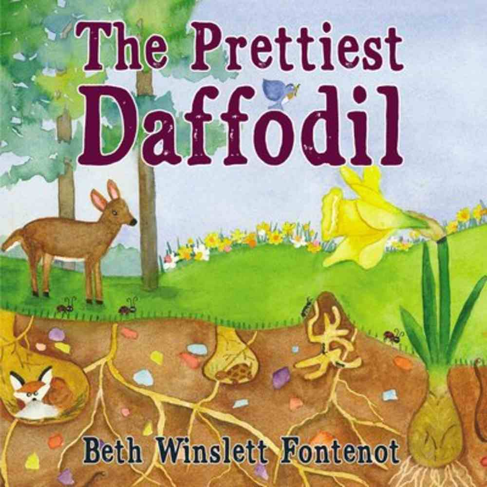 The Prettiest Daffodil Paperback