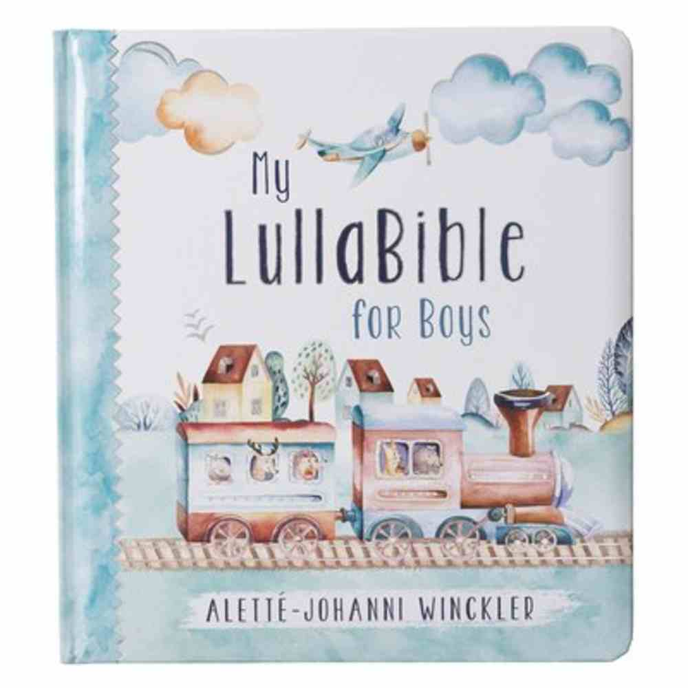 My Lullabible For Boys Padded Board Book