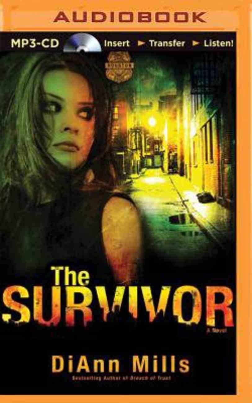The Survivor (Unabridged, MP3) (#02 in Crime Scene Houston Audio Series) CD