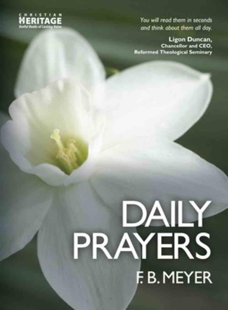 Daily Prayers Paperback