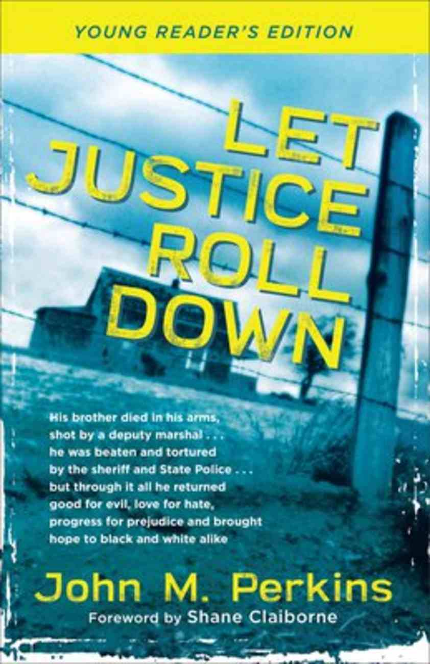 Let Justice Roll Down (Young Reader's Edition) Paperback