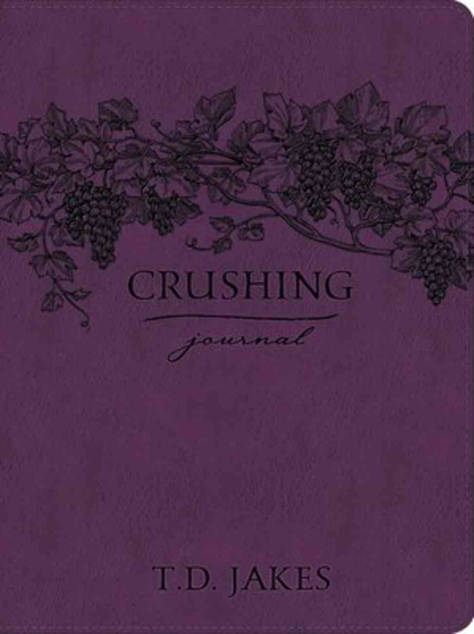 Crushing Journal Bonded Leather