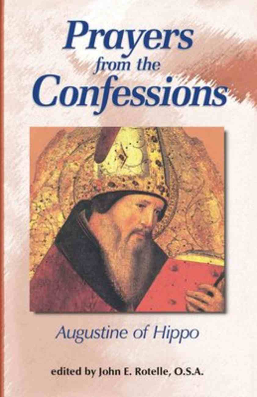 Prayers From the Confessions Paperback