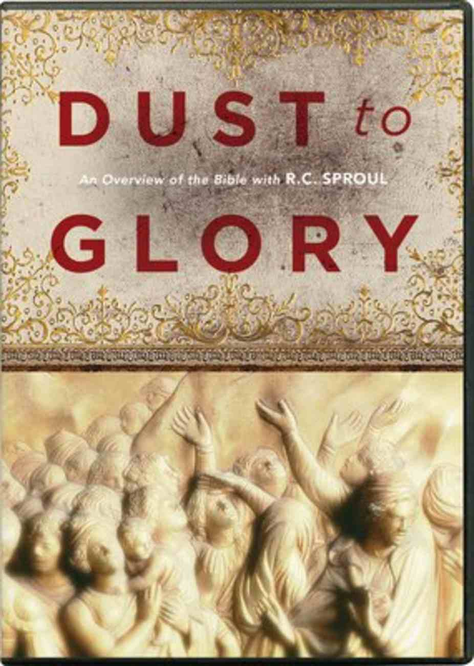 Dust to Glory: An Overview of the Bible (8 Dvds) DVD
