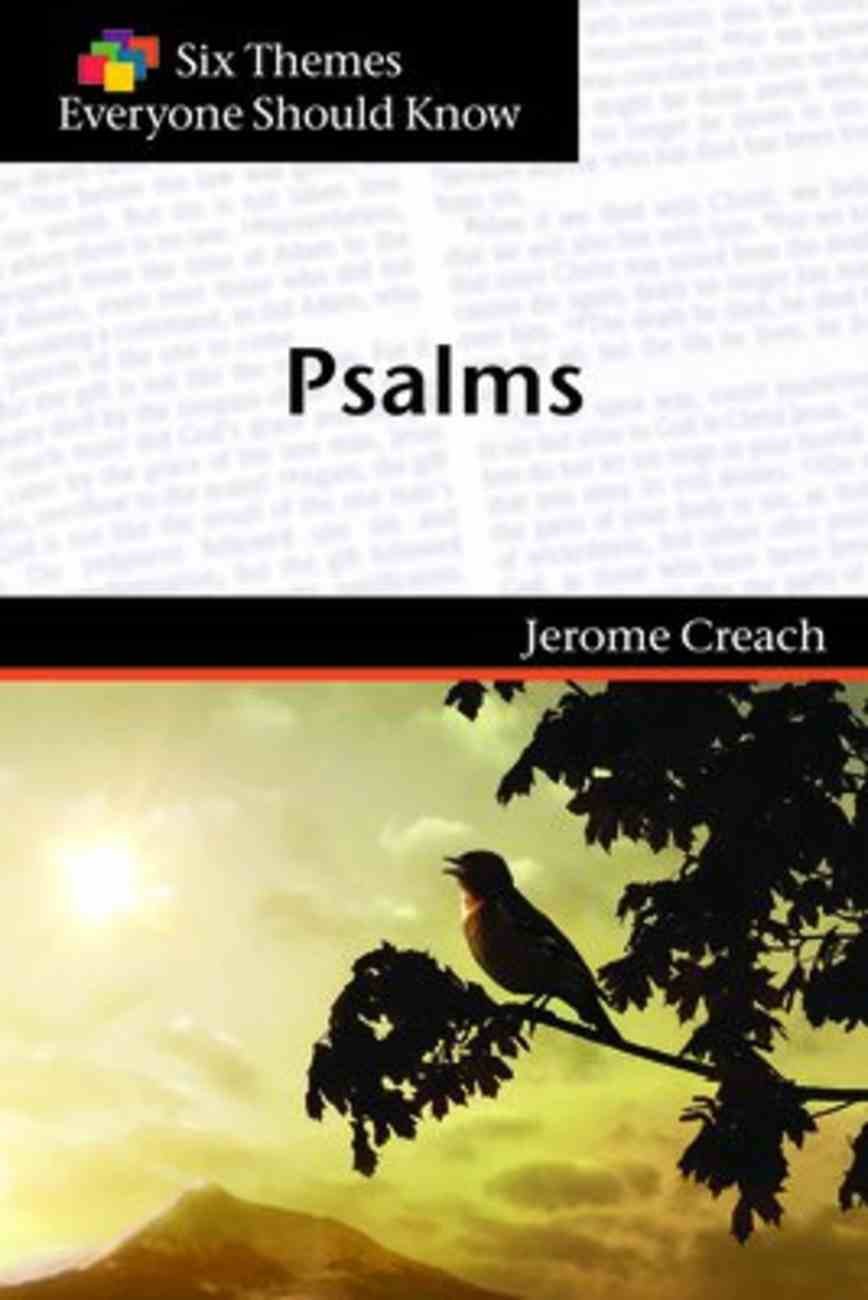 Psalms (Six Themes Everyone Should Know Series) Paperback