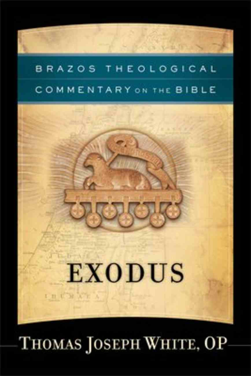 Exodus (Brazos Theological Commentary On The Bible Series) Paperback