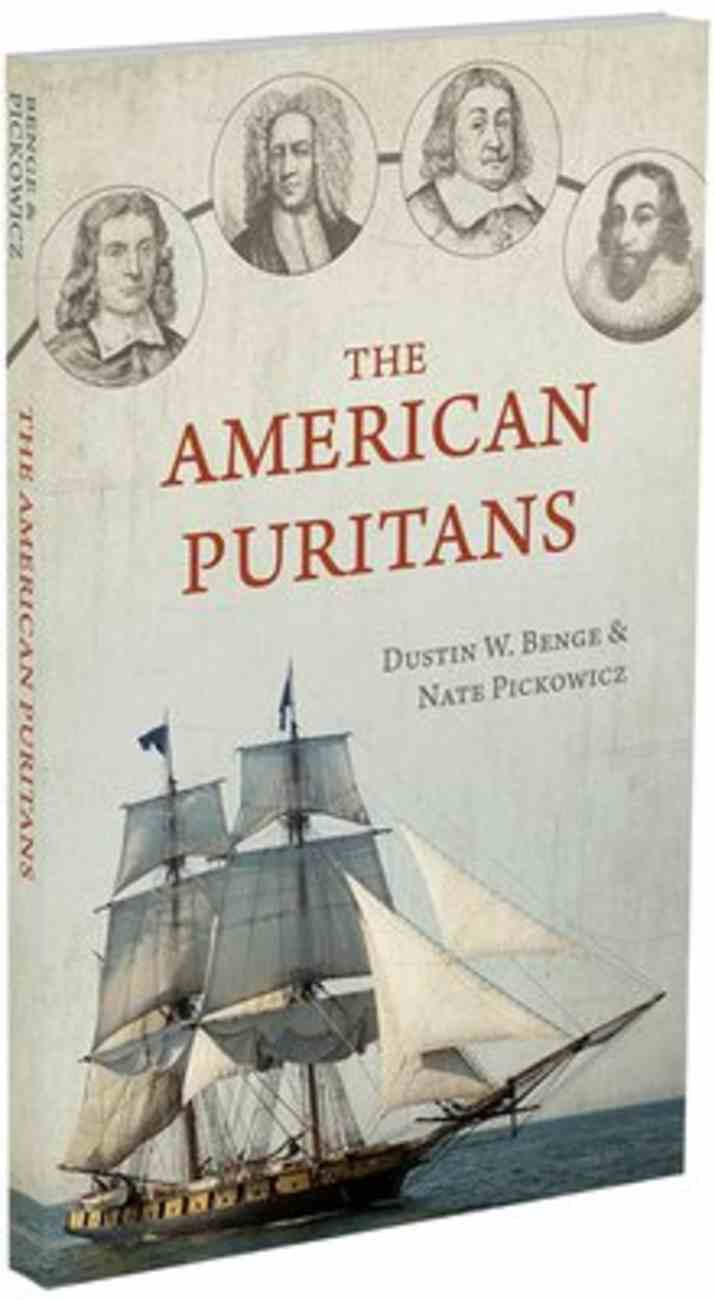 The American Puritans Paperback