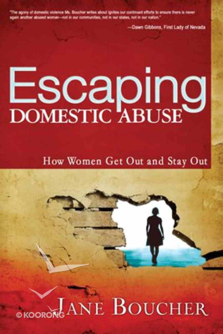 Escaping Domestic Abuse Paperback