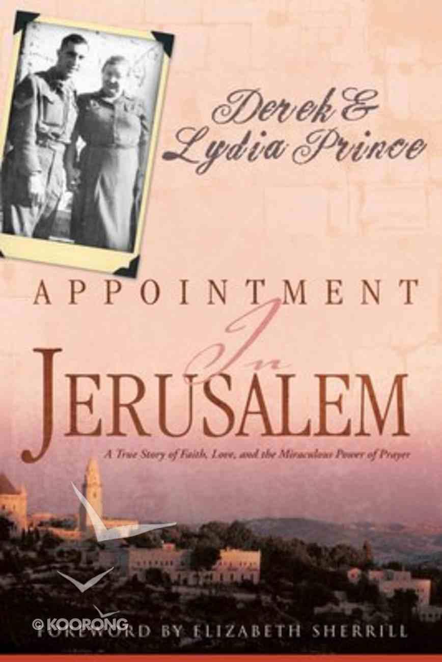 Appointment in Jerusalem Paperback