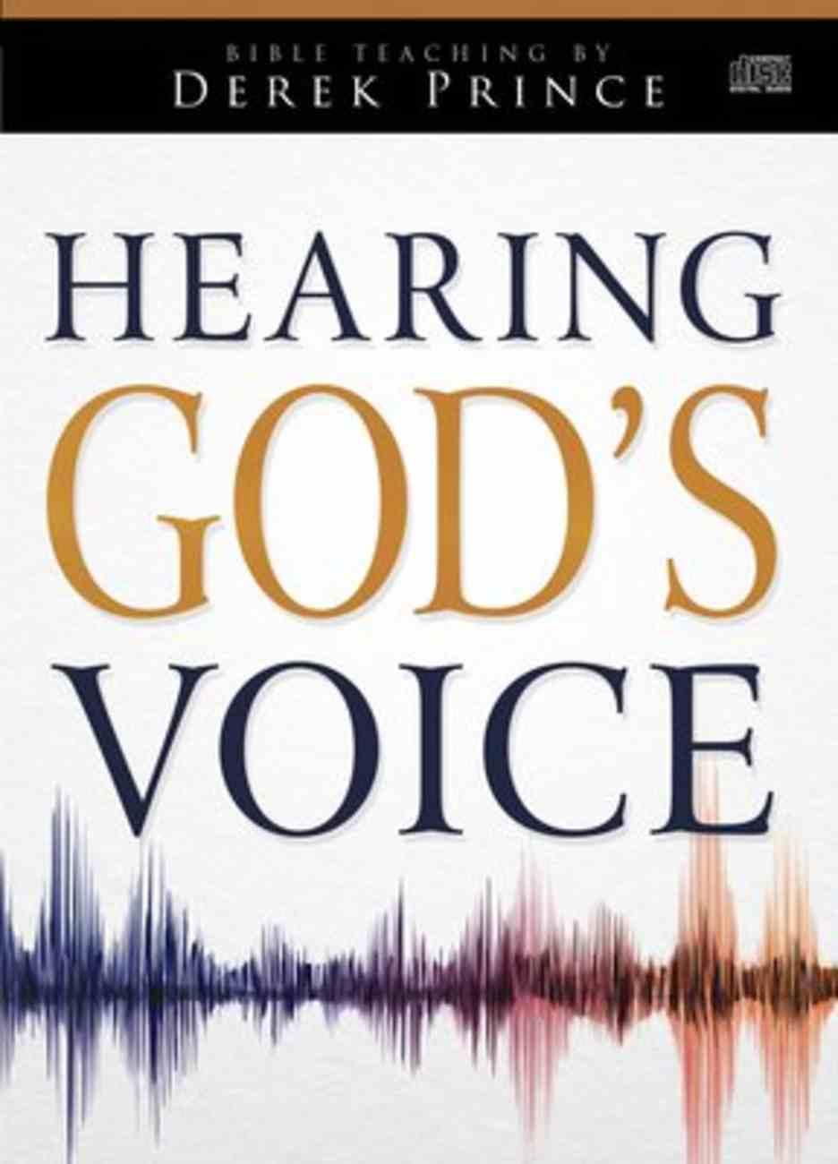 Hearing Gods Voice (2 Cd) CD