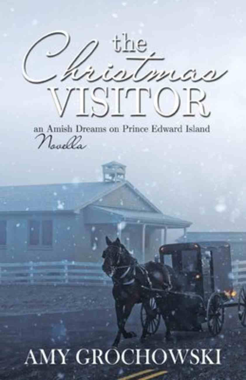 Christmas Visitor, The: A Novella (Amish Dreams On Prince Edward Island Series) Paperback