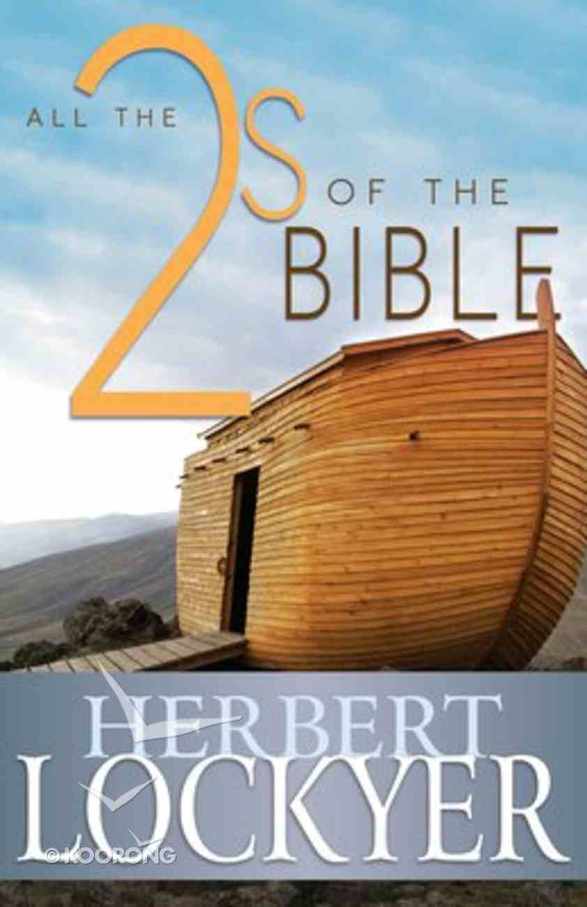 All the 2s of the Bible Paperback