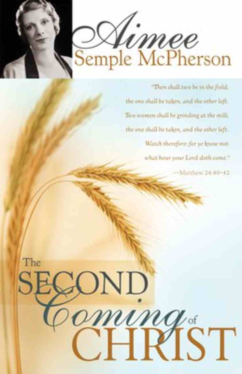 The Second Coming of Christ Paperback