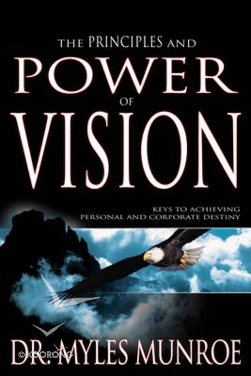 Principles and Power of Vision Paperback