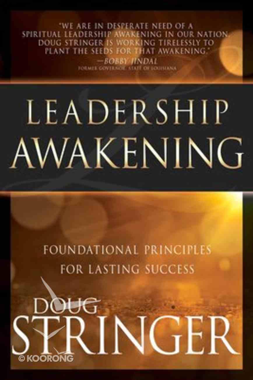 Leadership Awakening Hardback