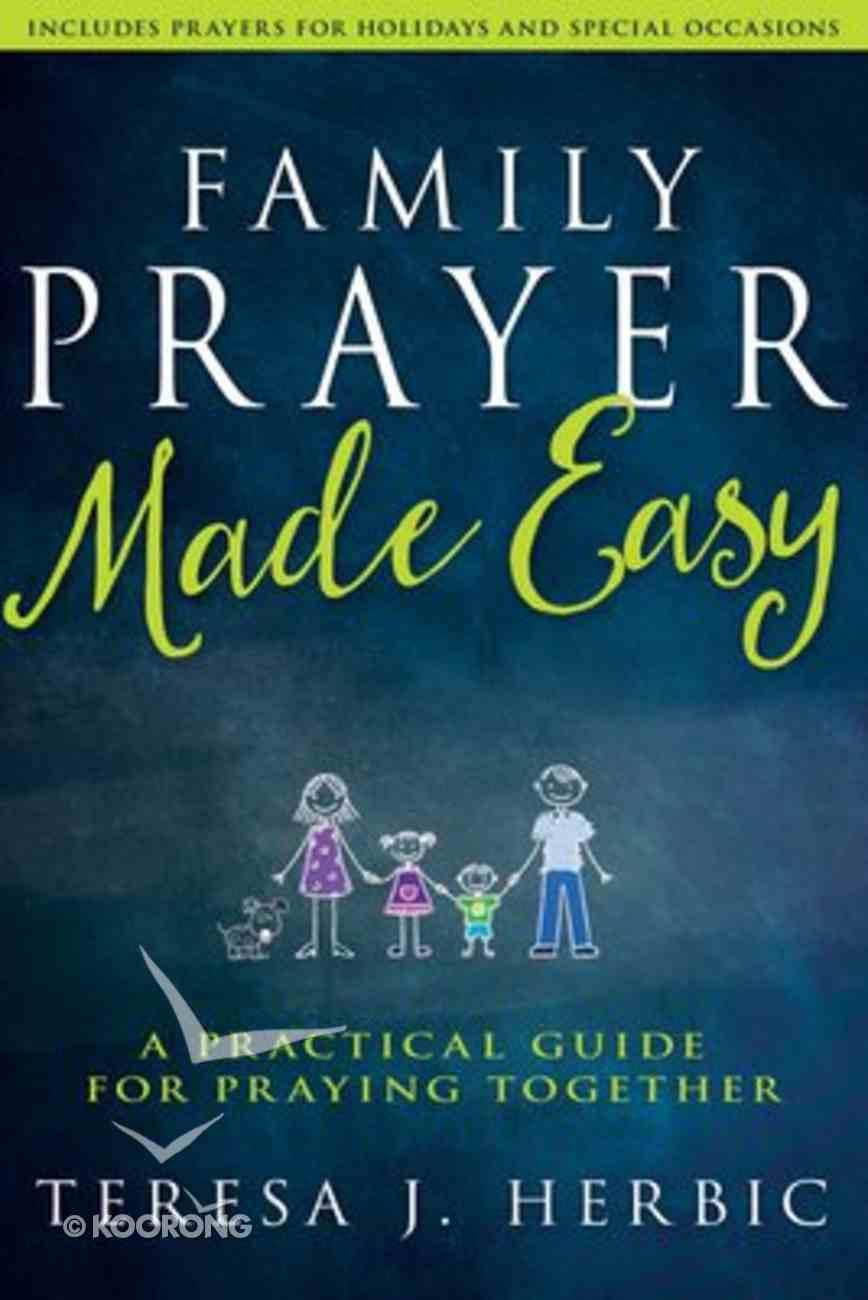 Family Prayer Made Easy Paperback