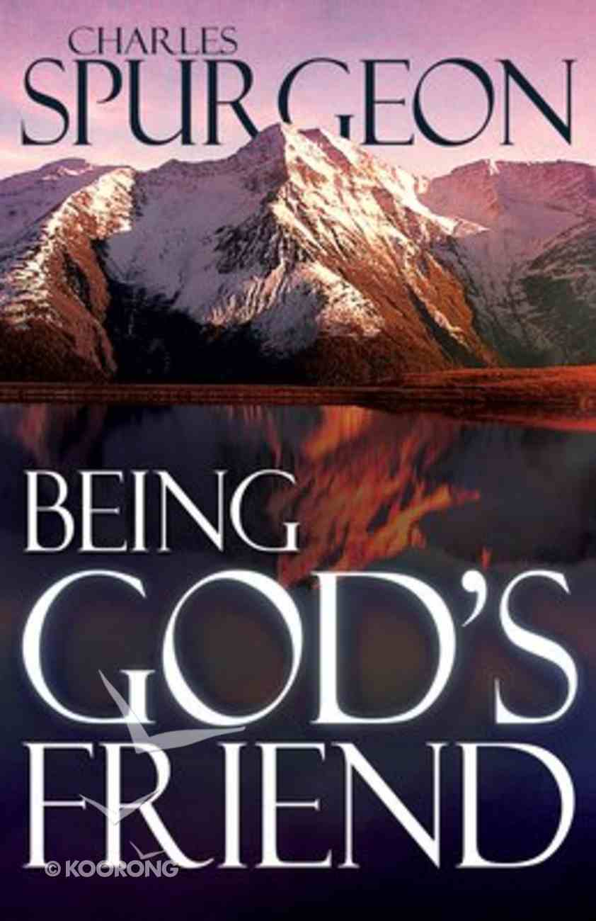 Being God's Friend Paperback