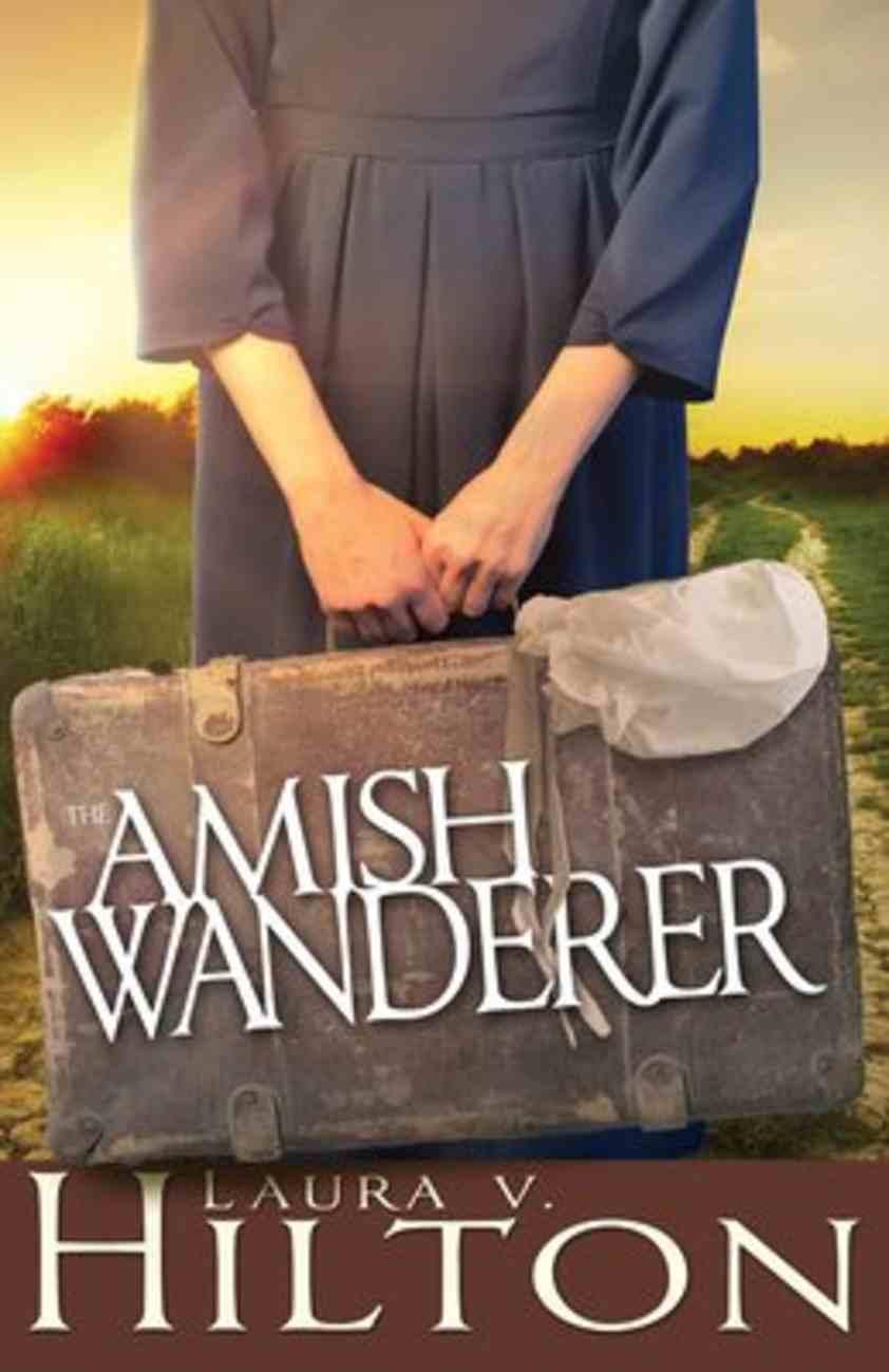 Amish Wanderer Paperback