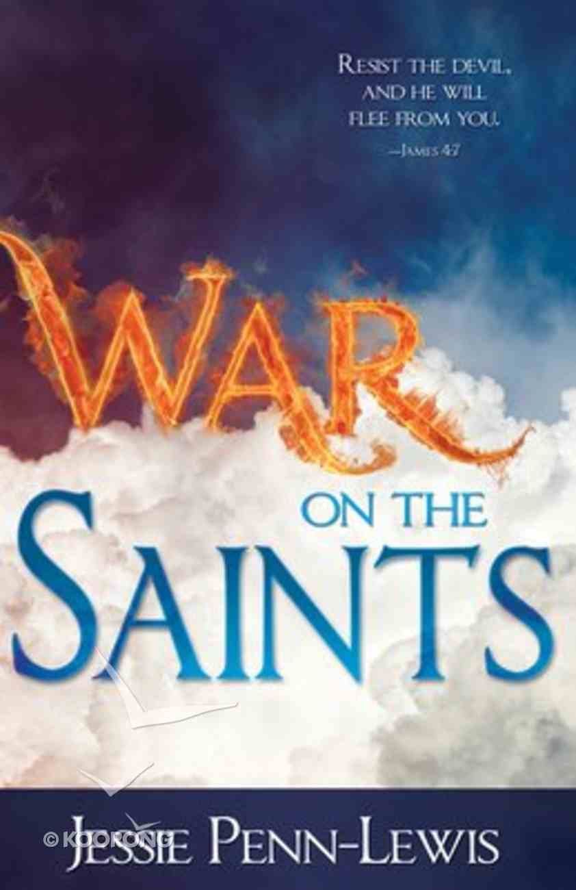 War on the Saints Paperback