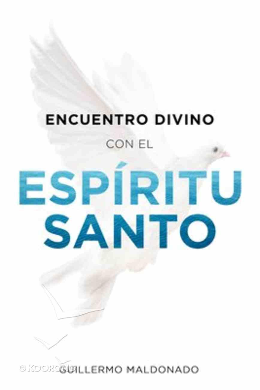 Encuentro Divino Con El Espiritu Santo Paperback