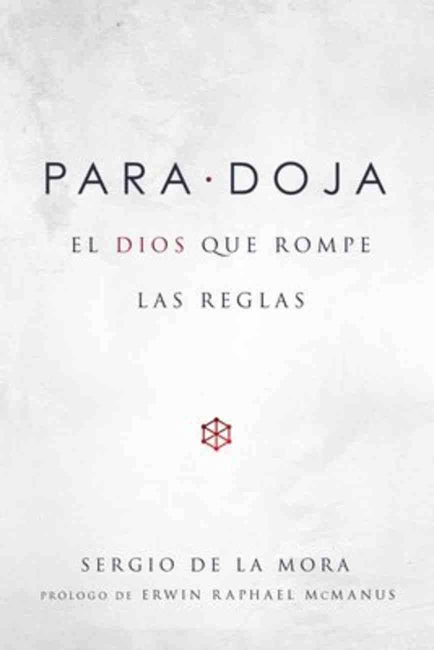Paradoja: El Dios Que Rompe Las Reglas Paperback