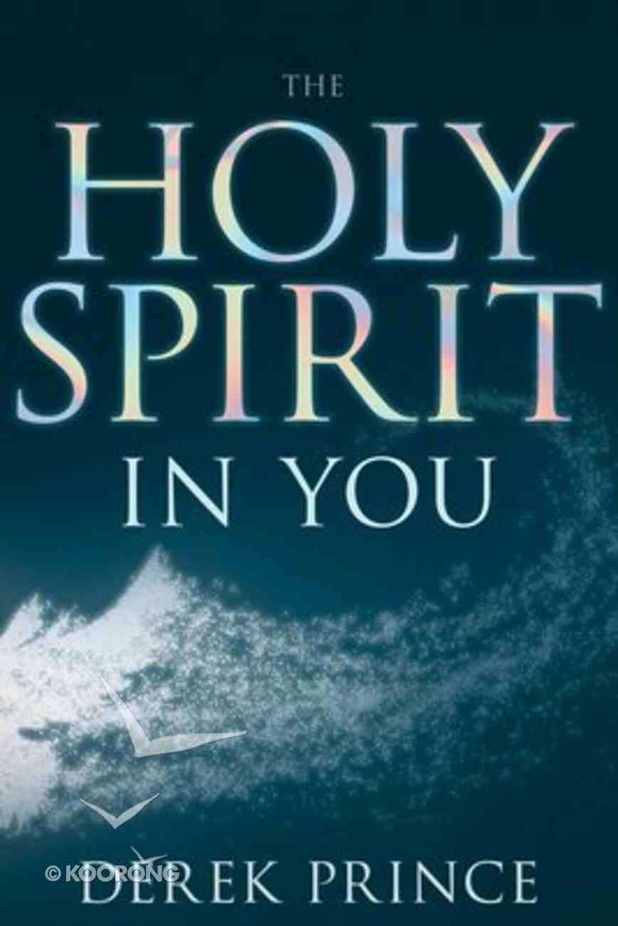 Holy Spirit in You Paperback