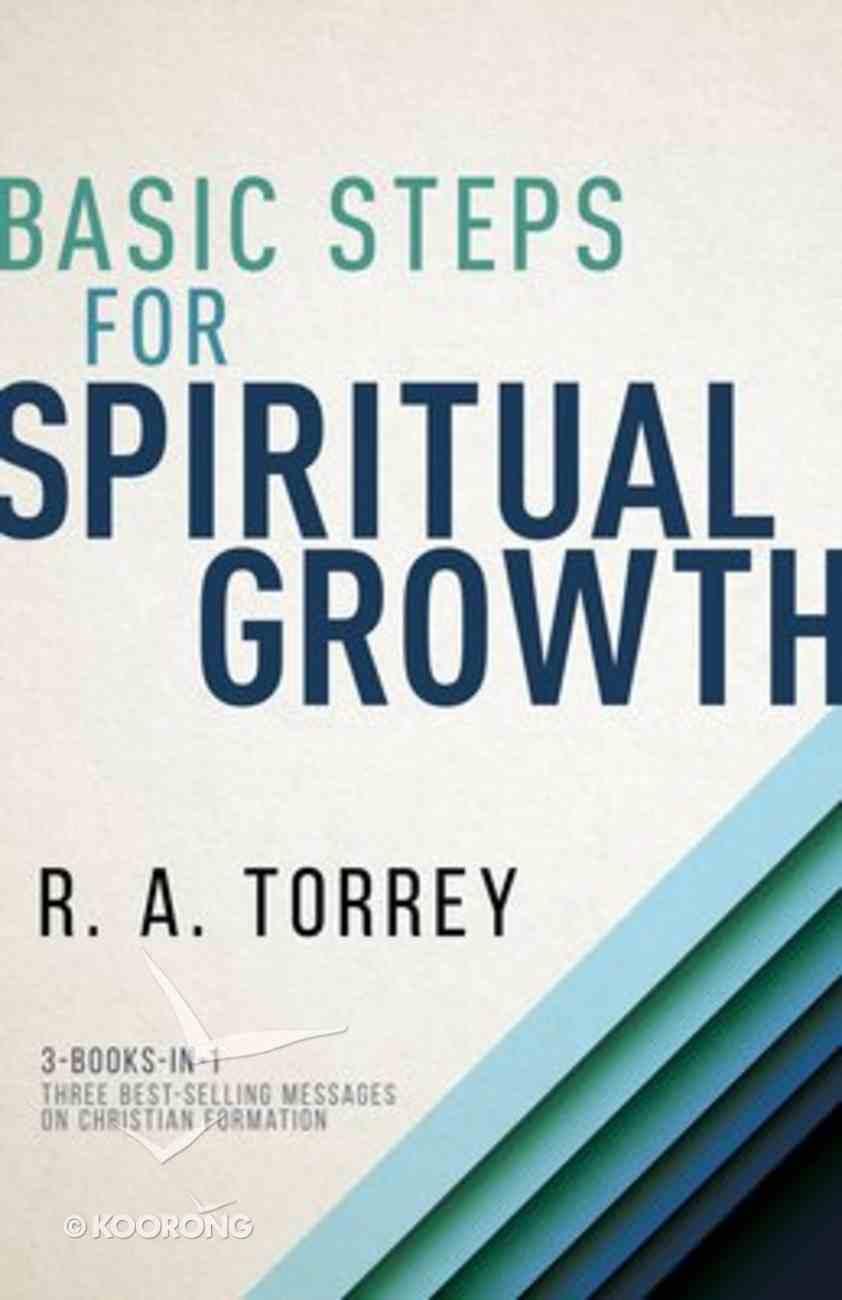 Basic Steps For Spiritual Growth Paperback