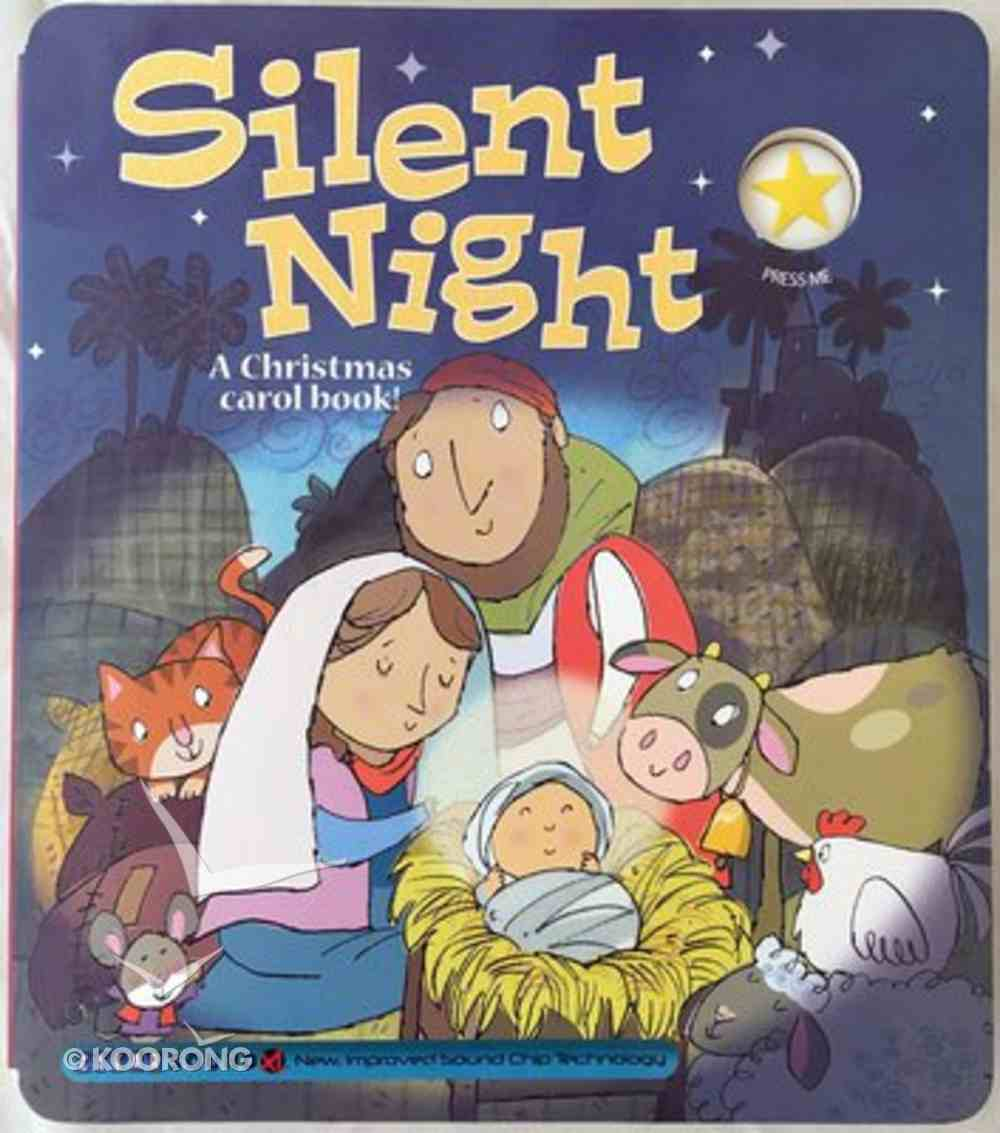 Silent Night (A Christmas Carol Book Series) Board Book