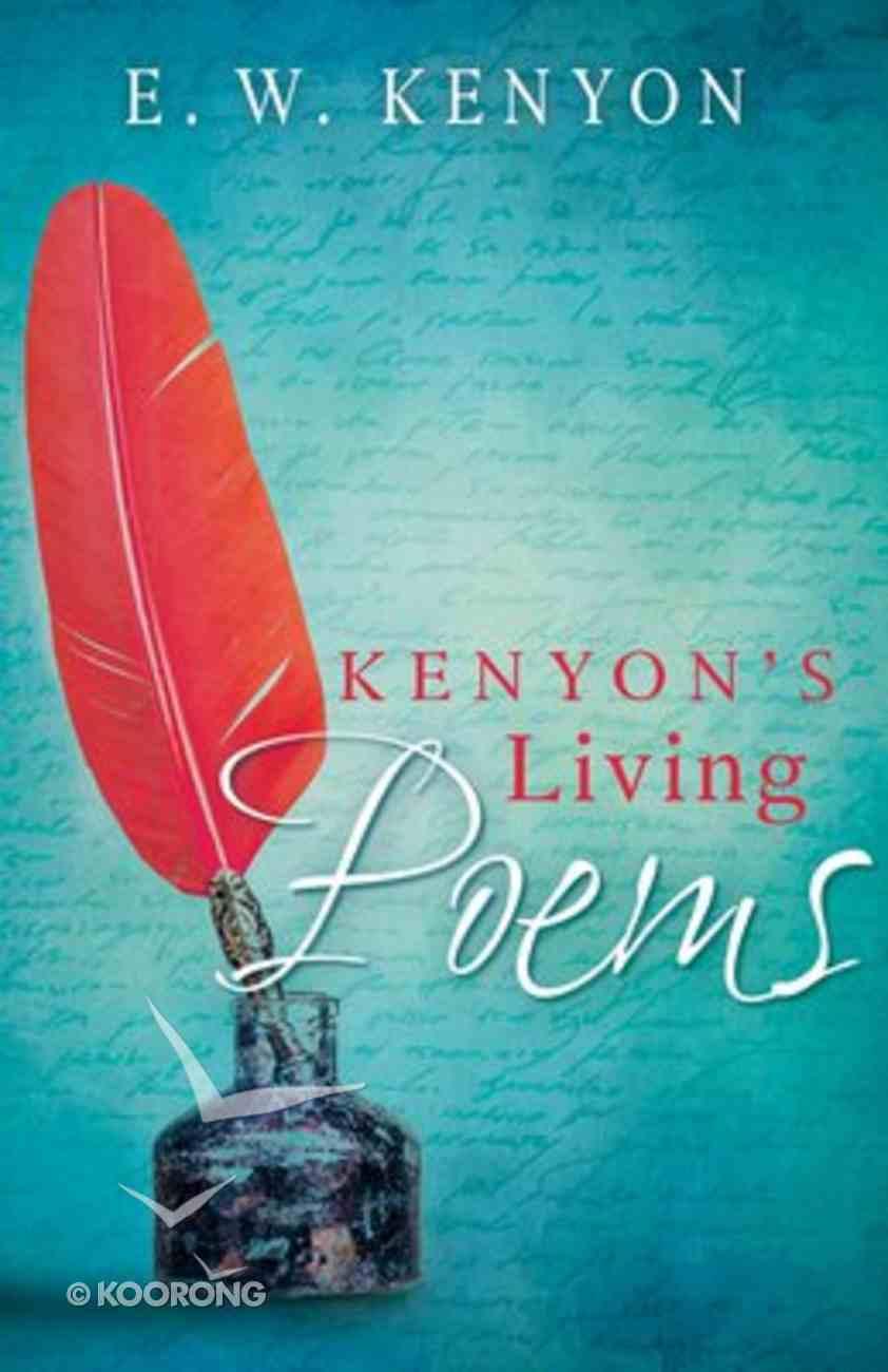 Kenyon's Living Poems Paperback