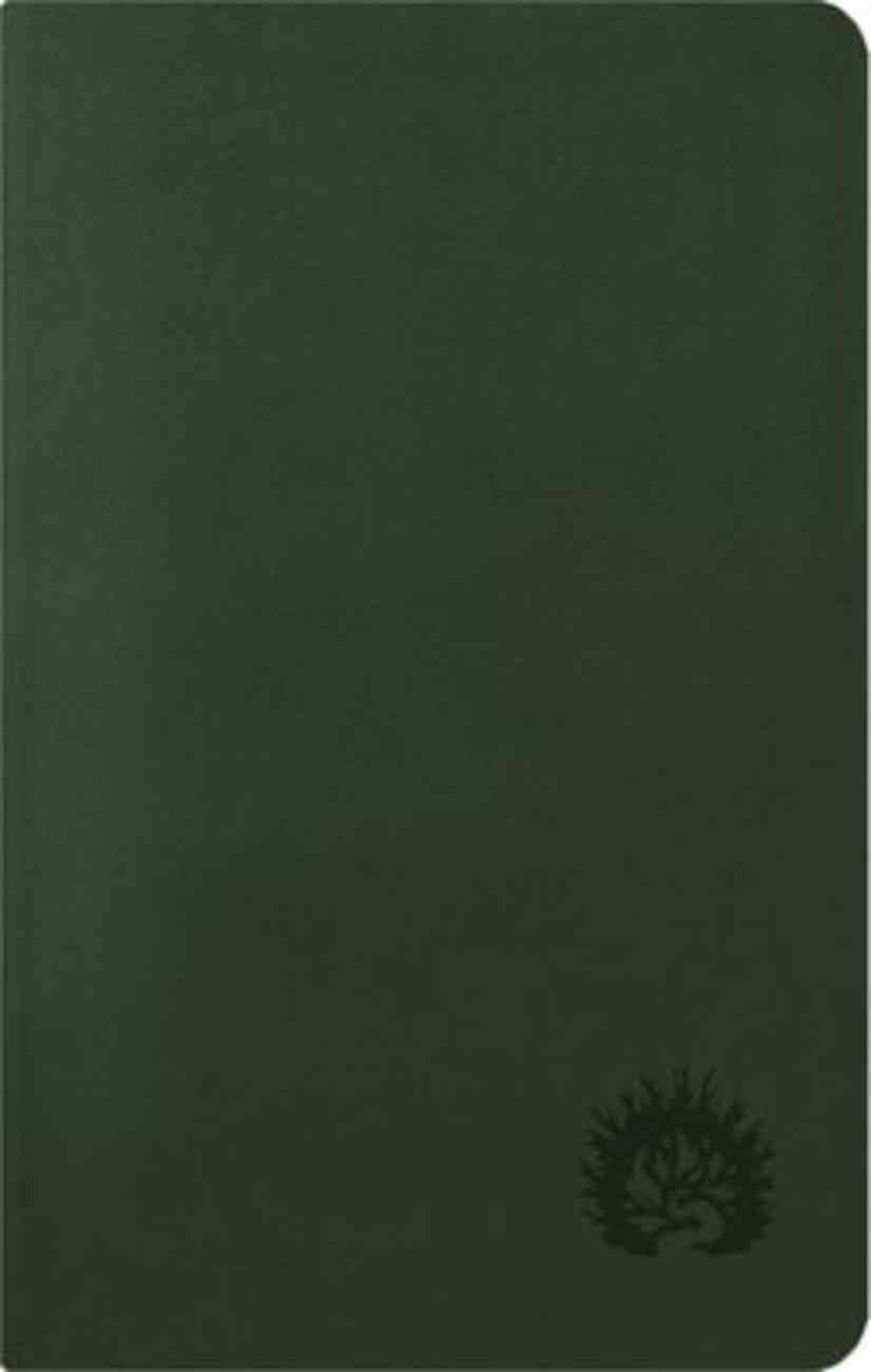 ESV Reformation Study Bible Condensed Edition Forest Imitation Leather