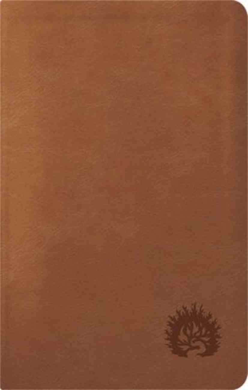 ESV Reformation Study Bible Condensed Edition Light Brown Imitation Leather