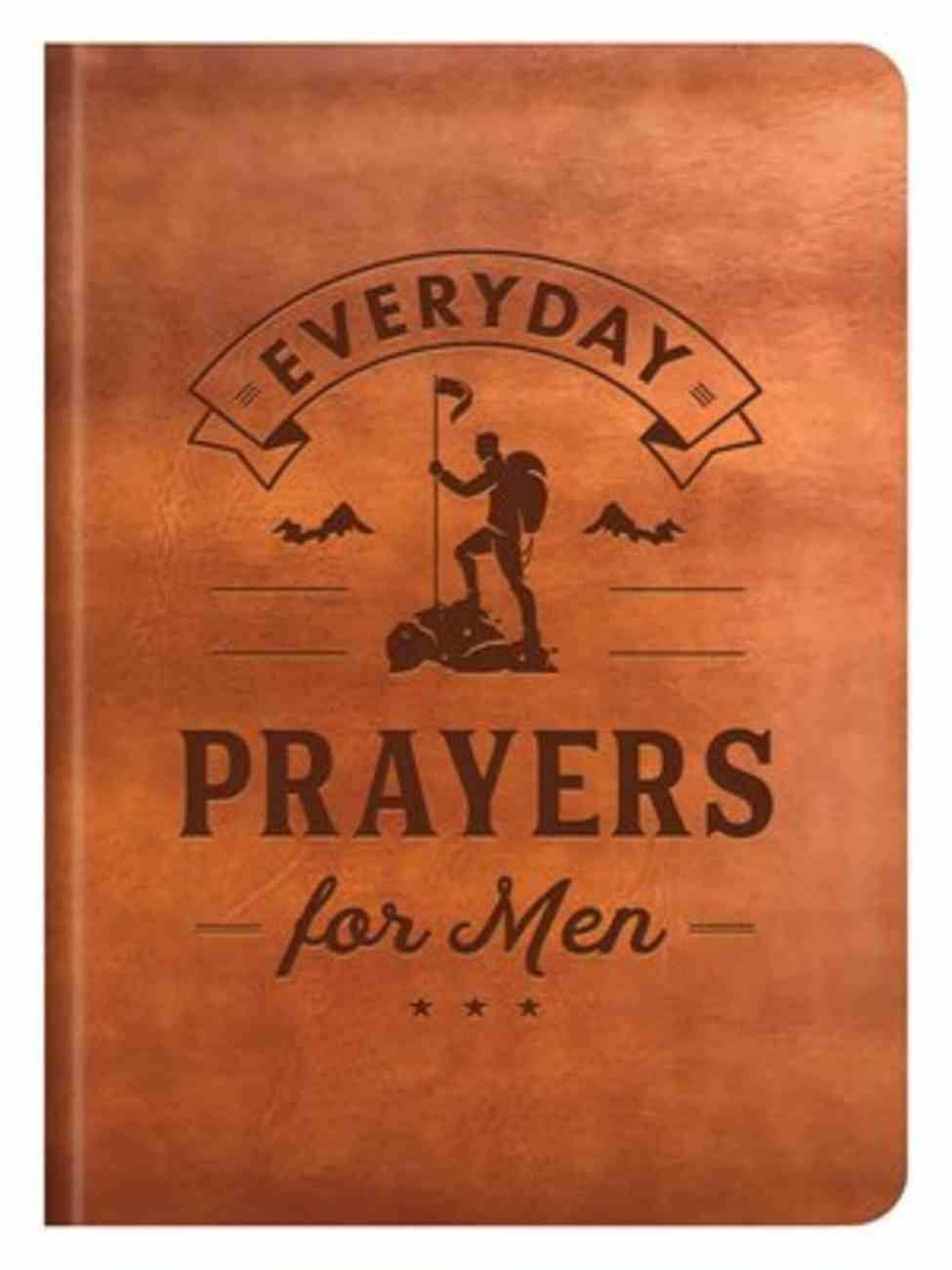 Everyday Prayers For Men Paperback