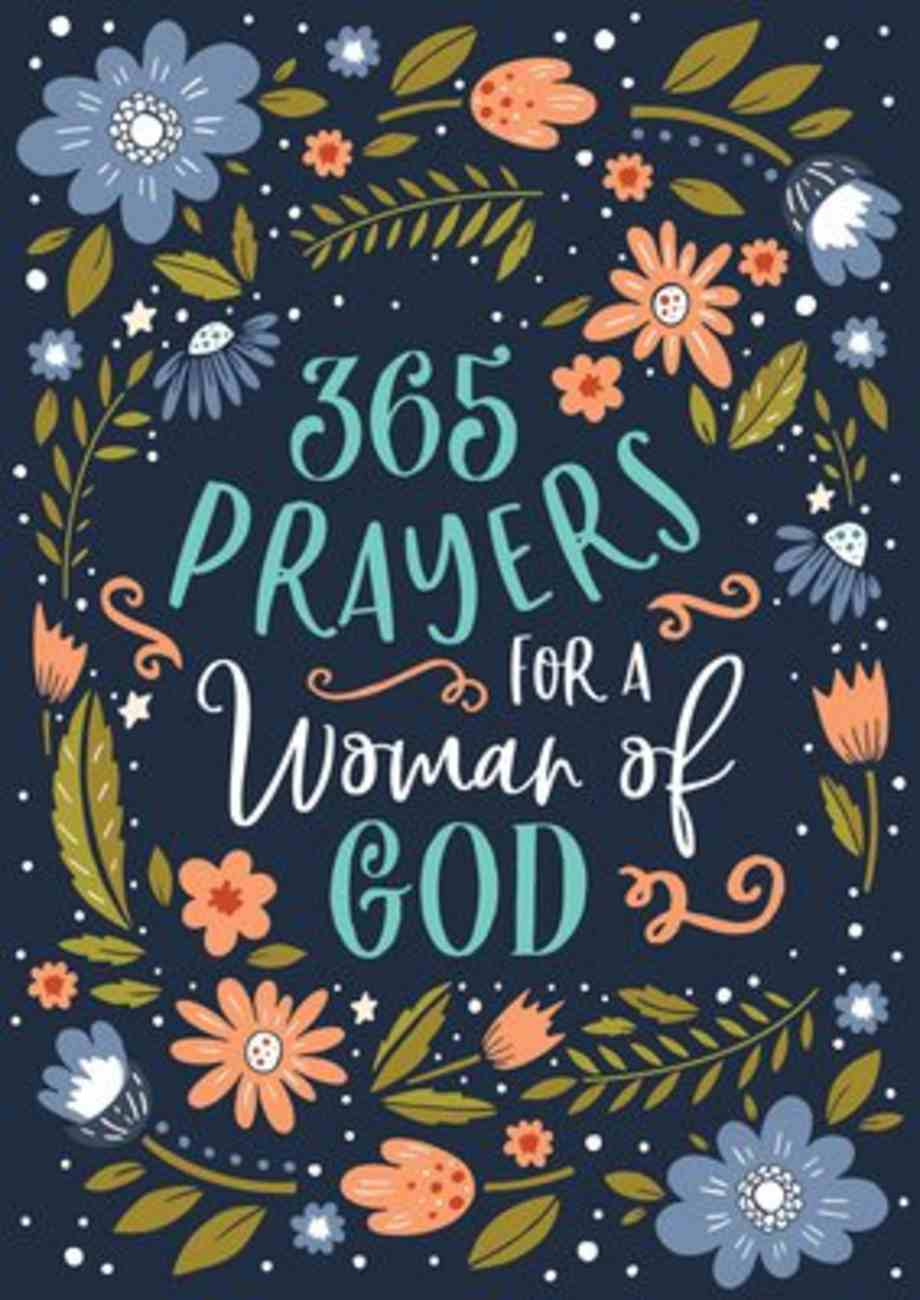 365 Prayers For a Woman of God Paperback