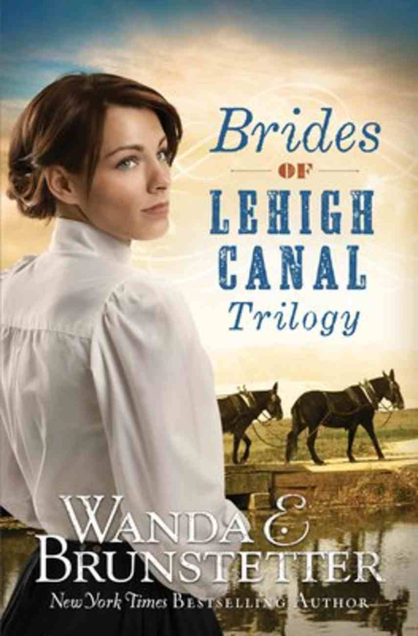 Brides of Lehigh Canal Trilogy Paperback
