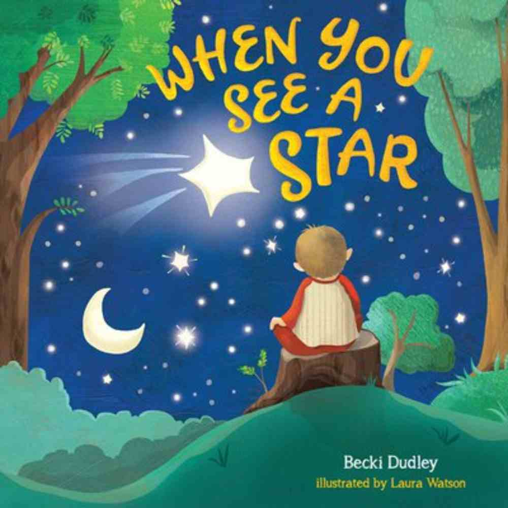 When You See a Star Board Book