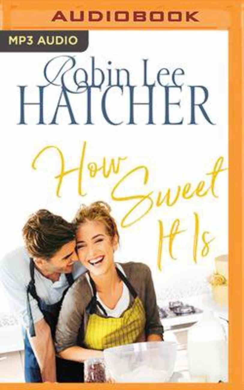 How Sweet It is (MP3) (#03 in Legacy Of Faith Series) CD