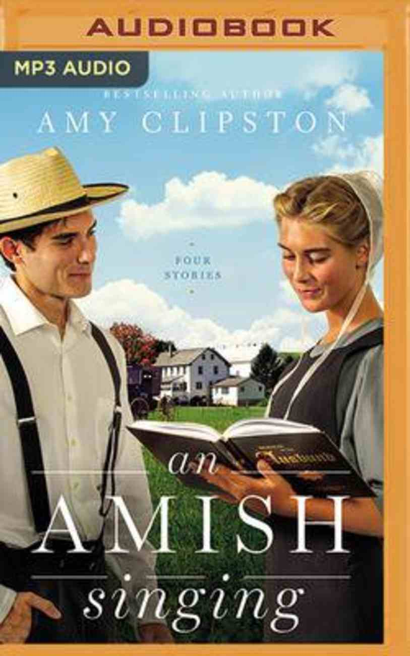 Amish Singing: Four Stories (Mp3) CD