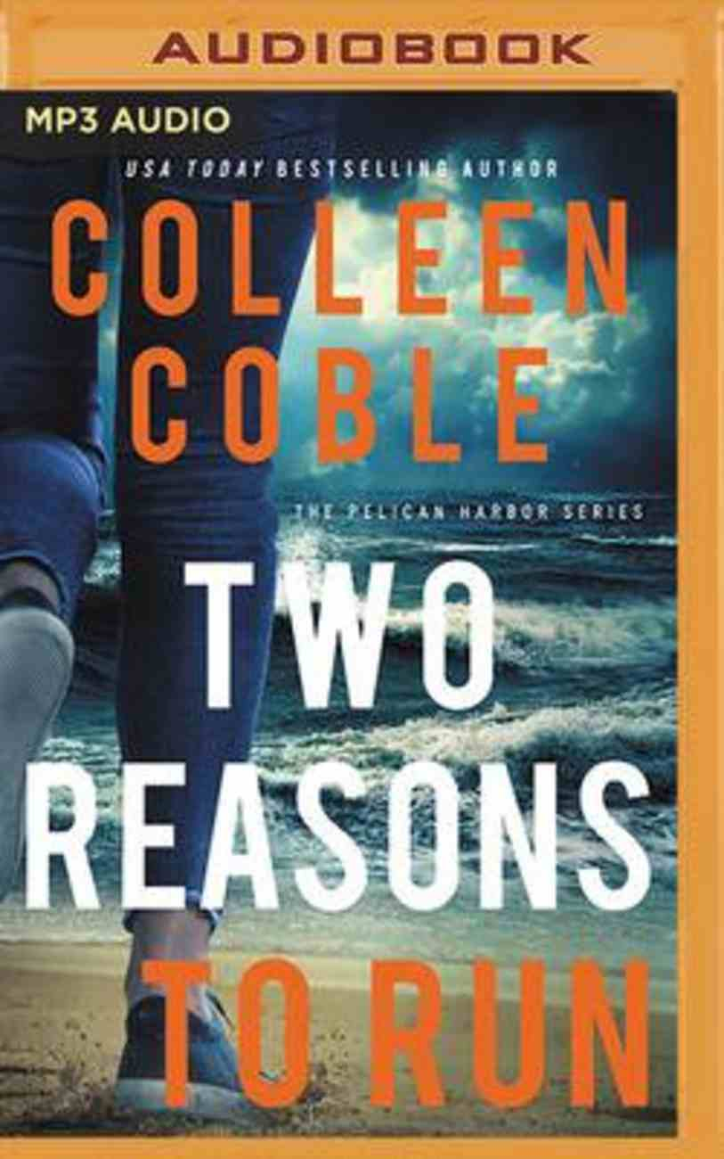 Two Reasons to Run (MP3) (#02 in Pelican Harbor Series) CD